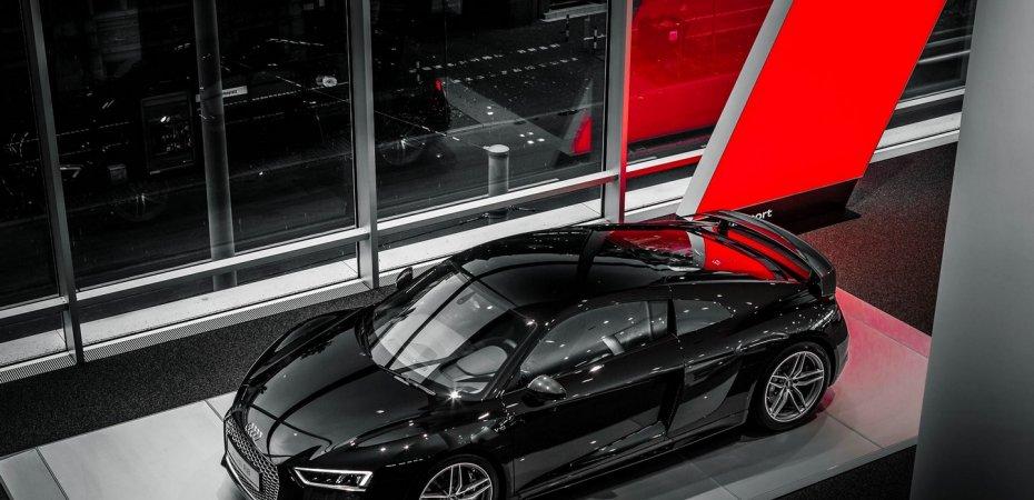 Audi R8 получит новый мотор