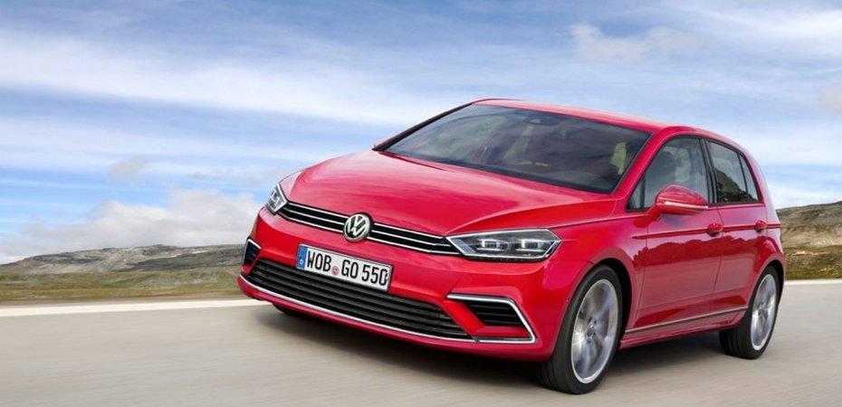 Восьмое поколение VW Golf