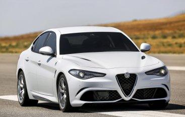 С чего рисовали Alfa Romeo Giulia?