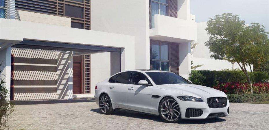 Цены на новый Jaguar XF