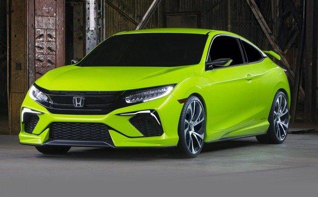Новинки Honda в Лос-Анджелесе
