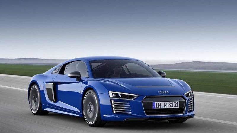 Audi готовит конкурента Tesla
