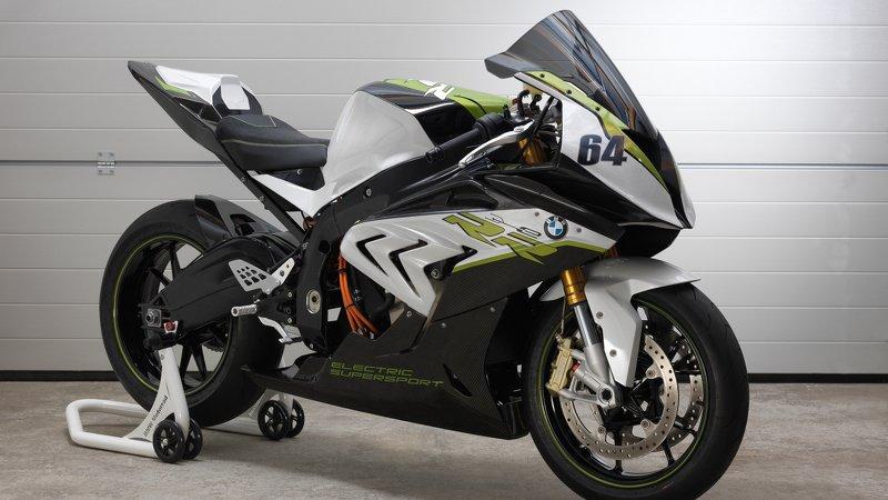 Электрический мотоцикл от BMW
