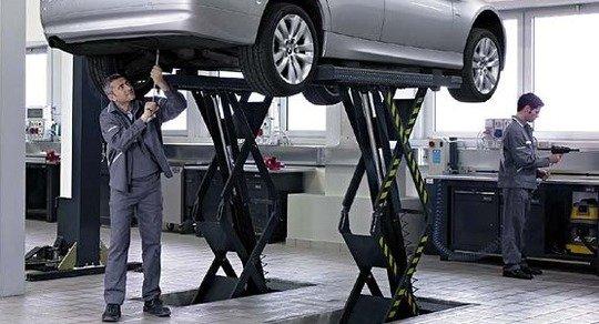 BMW с бесплатным ТО
