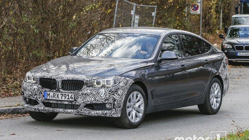 BMW 3 GT заканчивает тесты