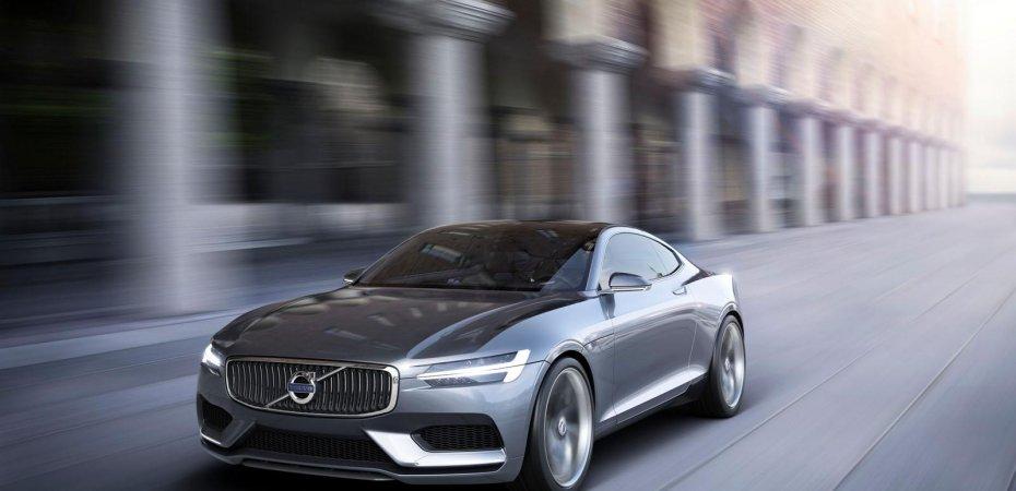 Новые купе Volvo – С40 и С60