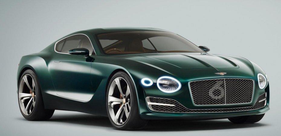 Bentley: малый SUV и спорткар