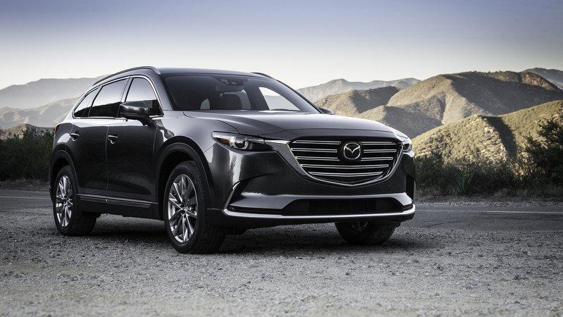 Новый мотор Mazda CX-9