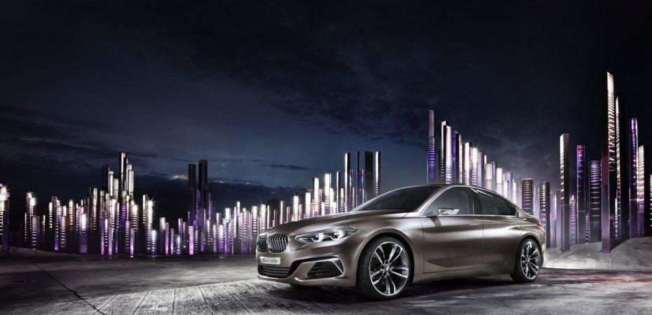Седан BMW 1