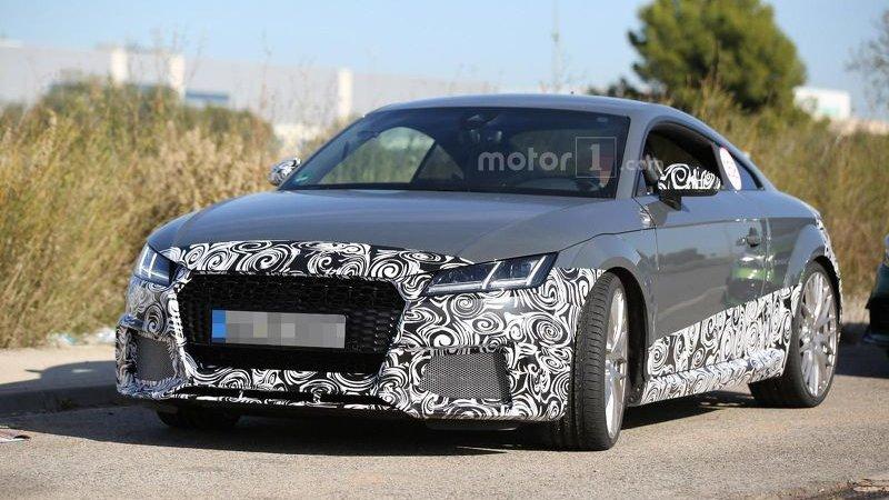 Новые конкуренты Audi TT