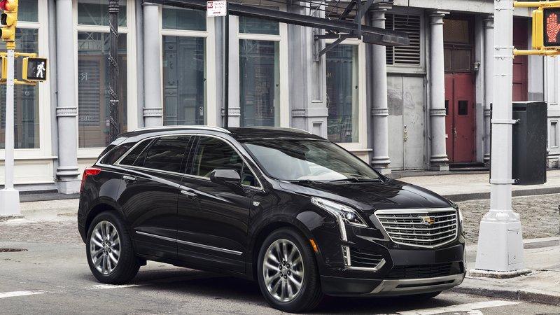 Cadillac XT4 скоро в продаже