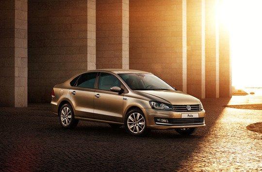 VW опубликовала видеообзор Polo