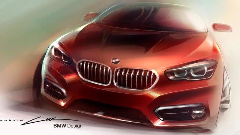BMW 1 и 2 получат передний привод