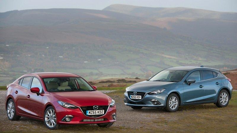 Mazda3 - новый двигатель
