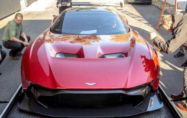 Невероятный Aston Martin Vulcan