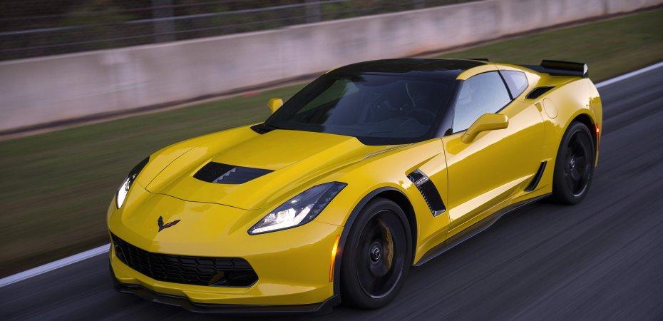 В РФ начались продажи Chevrolet Corvette Z06