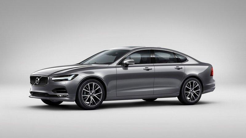 Состоялась премьера Volvo S90