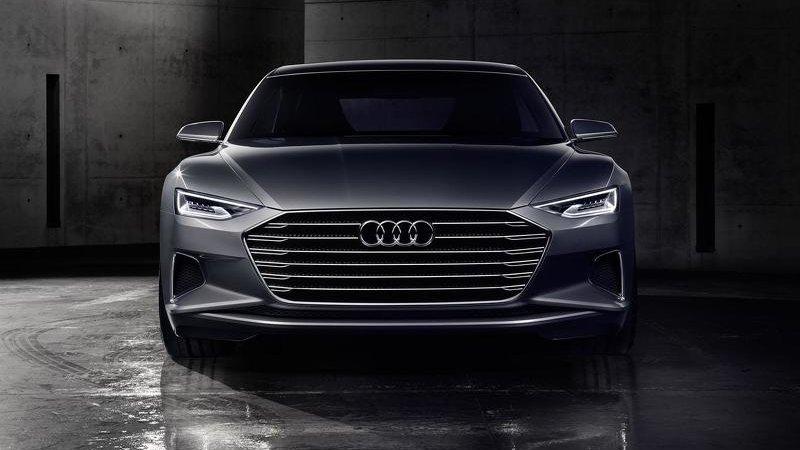 Мистический концепт от Audi