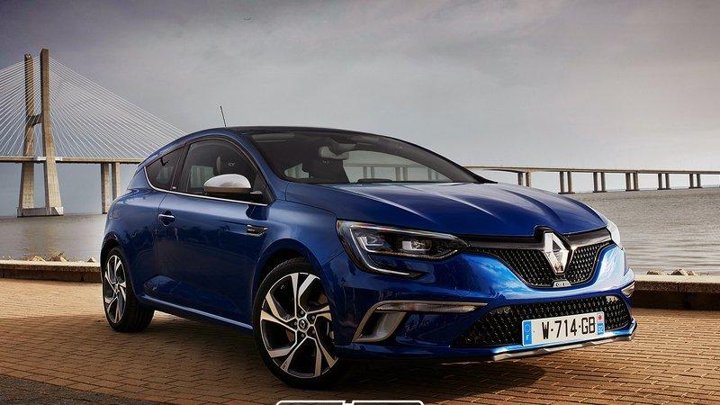 Каким будет Renault Megane Coupe GT