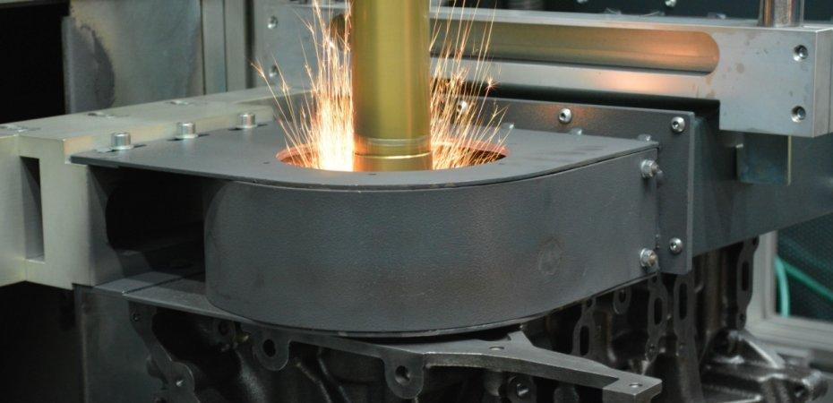 Восстановление мотора методом Ford
