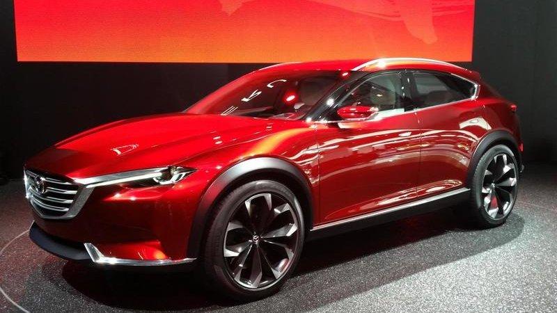 Mazda Koeru пойдёт в продажу