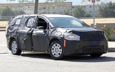 Chrysler готовит новый Town & Country