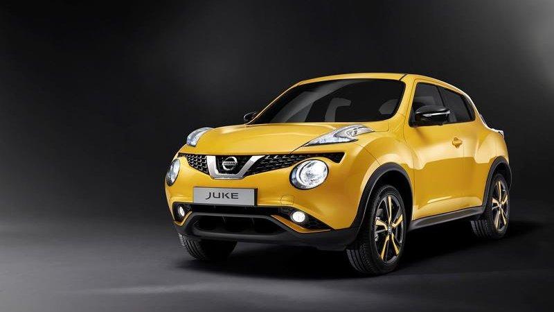 Новое поколение Nissan Juke