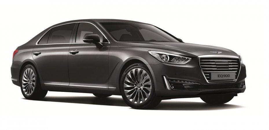 Hyundai представила Genesis G90