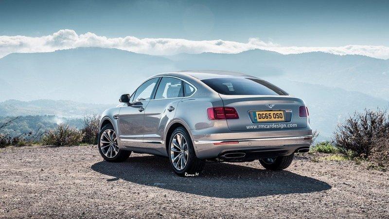 Bentley Bentayga Coupe скоро в продаже
