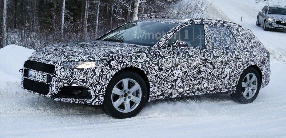 Готов новый Audi А4 Allroad