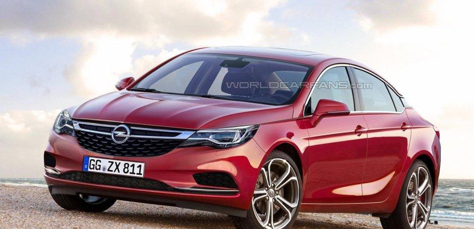 Новый дизель Opel Insignia