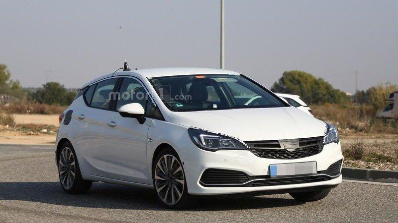 Opel Astra GSI получит 250 л.с.
