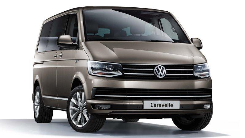 Новый двигатель VW Caravelle