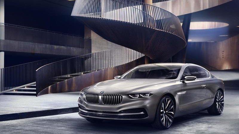 BMW 9 - выход в 2020 году