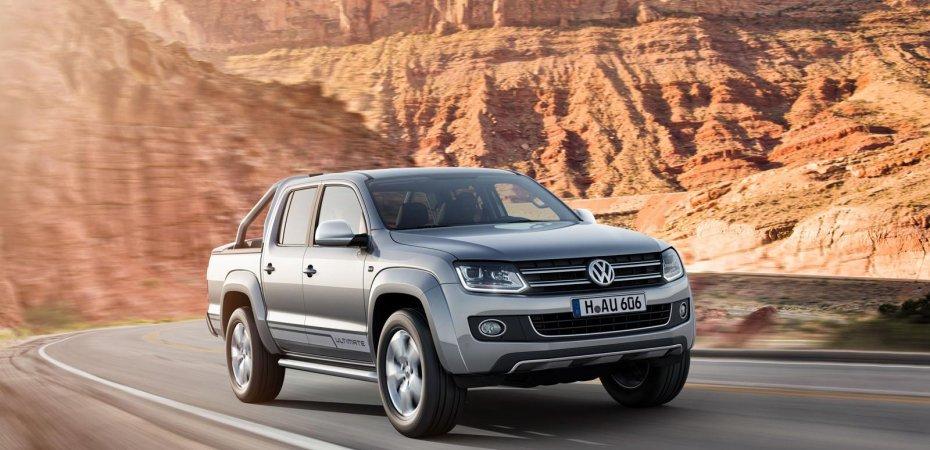 Volkswagen Amarok обновится