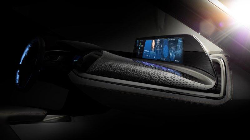 Авто будущего от BMW