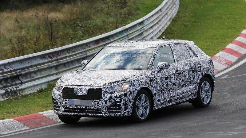 Audi Q2 готовят к продажам