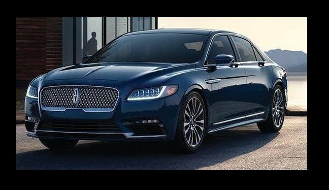 Lincoln ворует у Jaguar