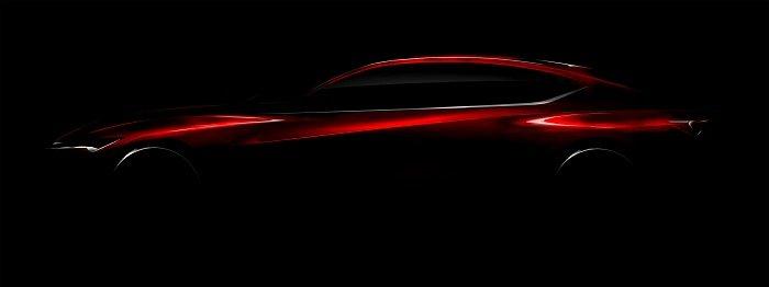 Новая Acura Precision