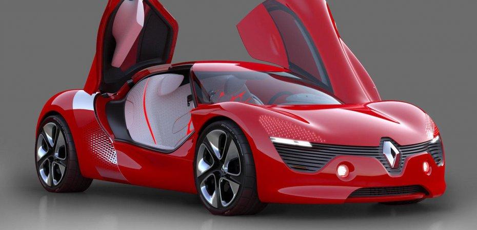 10 автономных авто от Renault