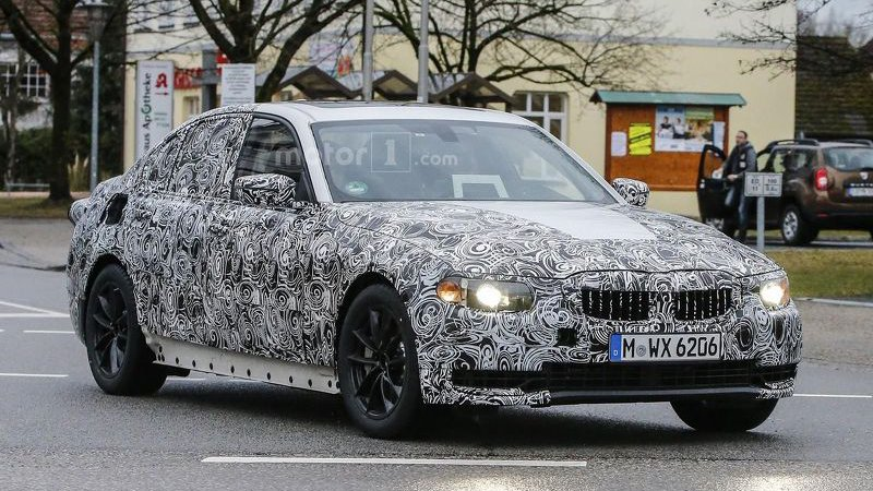 BMW готовит новый 3 Series