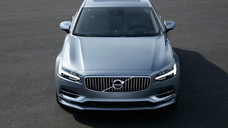 Новый Volvo S60 скоро в продаже