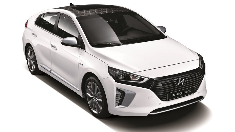 Новые подробности о Hyundai IONIQ