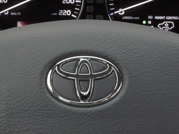 Toyota уходить из России не собирается