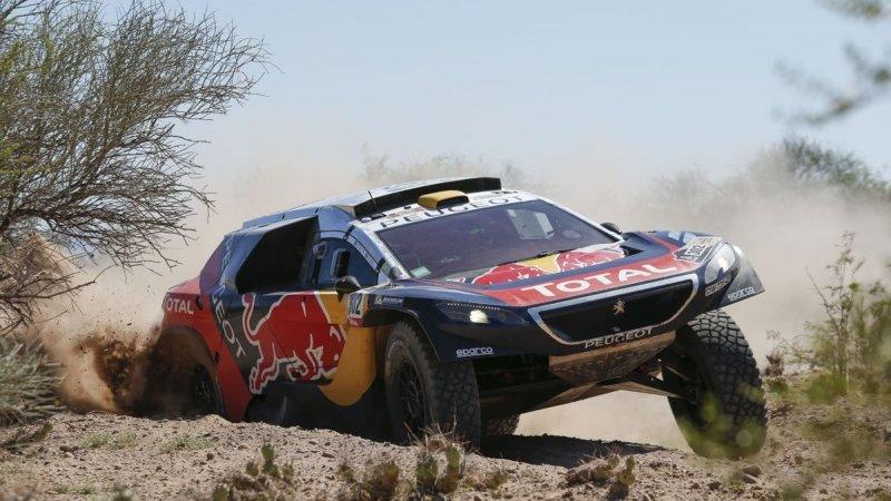 Peugeot – победитель Дакар 2016