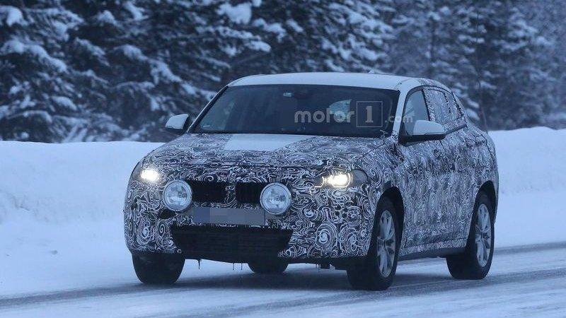 BMW X2 готов к продажам