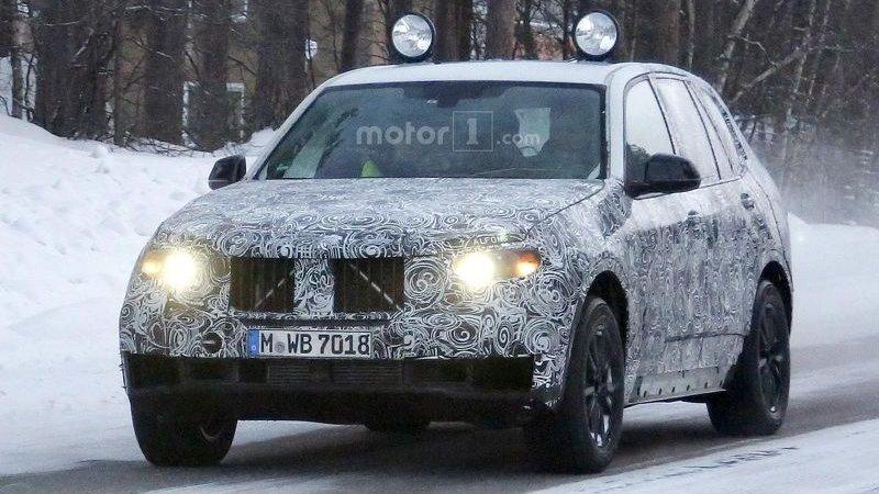 Четвёртое поколение BMW X5