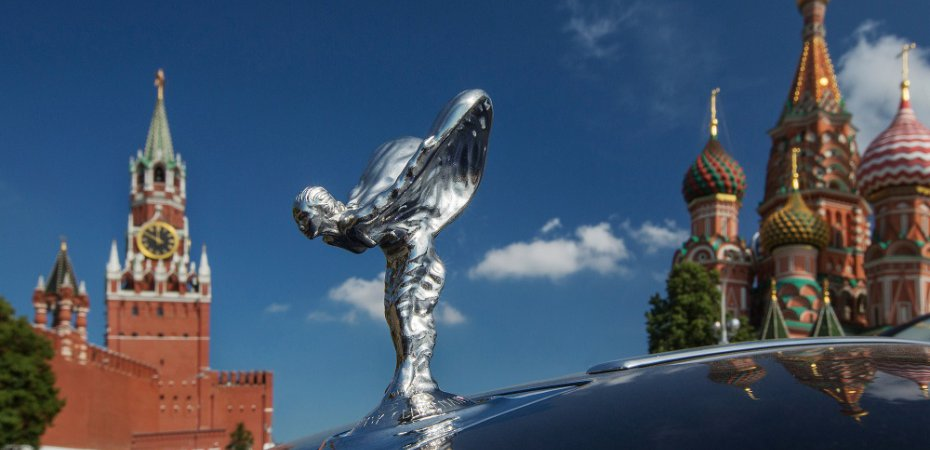 Рекордный дубль Rolls-Royce
