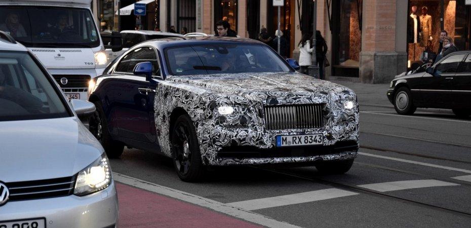 Зачем Rolls-Royce обновлять Wraith