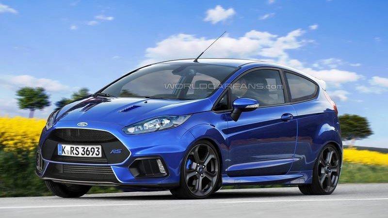 Ford Fiesta RS не будет